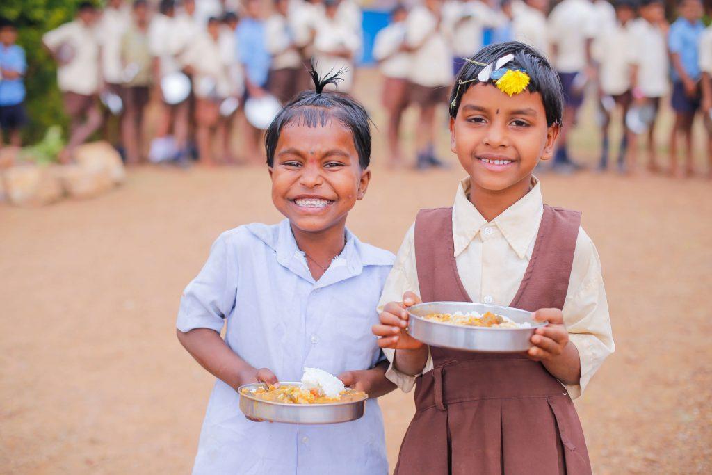 Akshaya Patra's Mid-day meals programme
