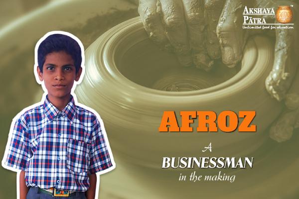 Childrens Dreams - Akshaya Patra TAPFUK - Afroz