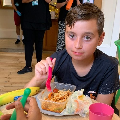 UK Child Nutritious Meals Feeding